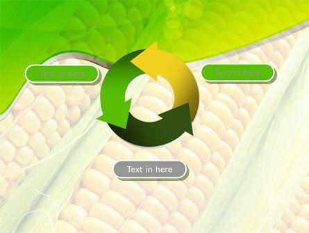 Ear Of Corn PowerPoint Template Slide 9