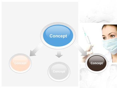 Children's Health Center PowerPoint Template, Slide 4, 09789, Medical — PoweredTemplate.com