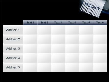 Shredder PowerPoint Template Slide 15