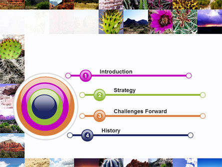 American Wild Life PowerPoint Template, Slide 3, 09797, Nature & Environment — PoweredTemplate.com