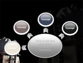 Chain Transmission PowerPoint Template#7