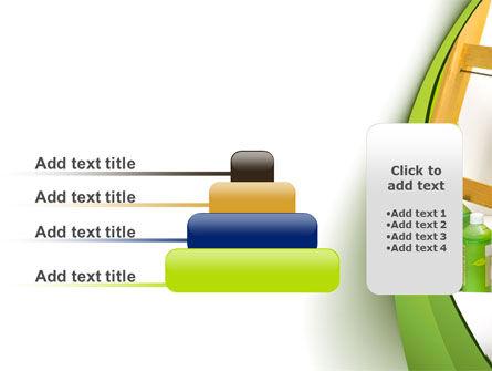 Green Paint Cun PowerPoint Template Slide 8