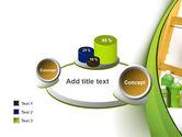 Green Paint Cun PowerPoint Template#16