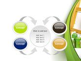 Green Paint Cun PowerPoint Template#6