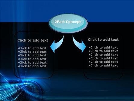 Klein Bottle PowerPoint Template, Slide 4, 09804, Abstract/Textures — PoweredTemplate.com