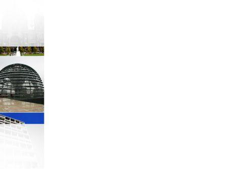 Sights Of Berlin PowerPoint Template, Slide 3, 09805, Flags/International — PoweredTemplate.com