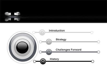 Invitation To Talk PowerPoint Template Slide 3