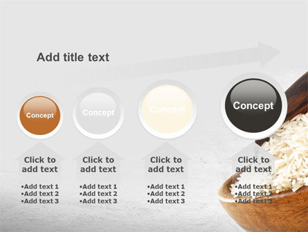 Oblong Rice PowerPoint Template Slide 13