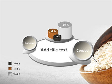 Oblong Rice PowerPoint Template Slide 16