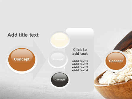 Oblong Rice PowerPoint Template Slide 17