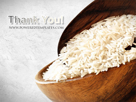 Oblong Rice PowerPoint Template Slide 20