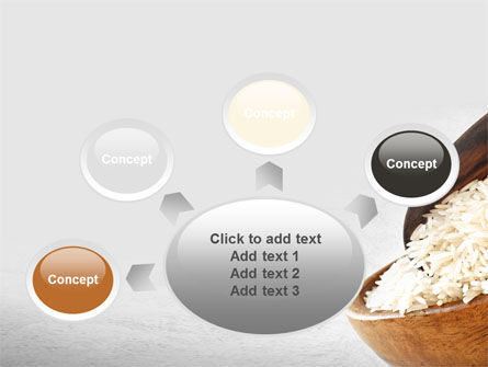 Oblong Rice PowerPoint Template Slide 7