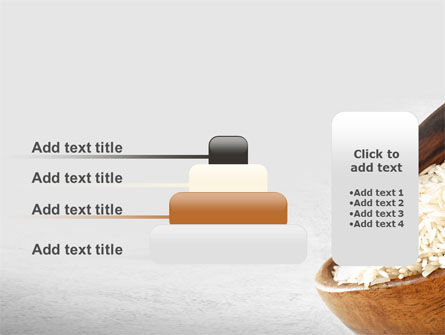 Oblong Rice PowerPoint Template Slide 8