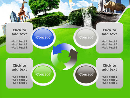 Modern Times PowerPoint Template Slide 9
