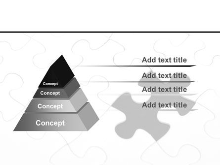 Last Step To Complete Puzzle PowerPoint Template Slide 12