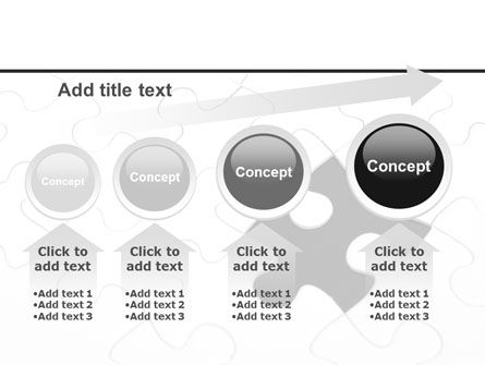 Last Step To Complete Puzzle PowerPoint Template Slide 13