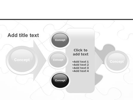 Last Step To Complete Puzzle PowerPoint Template Slide 17