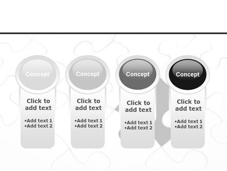 Last Step To Complete Puzzle PowerPoint Template Slide 5