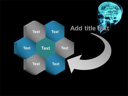 MRT Of Cranial Cavity PowerPoint Template Slide 11