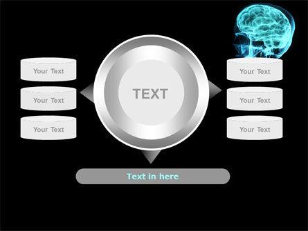 MRT Of Cranial Cavity PowerPoint Template Slide 12