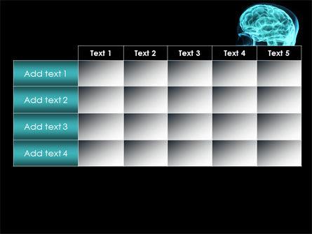 MRT Of Cranial Cavity PowerPoint Template Slide 15