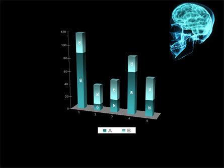 MRT Of Cranial Cavity PowerPoint Template Slide 17