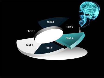 MRT Of Cranial Cavity PowerPoint Template Slide 19