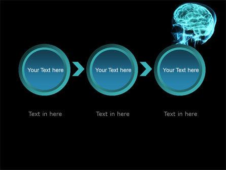 MRT Of Cranial Cavity PowerPoint Template Slide 5