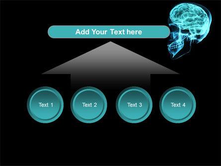 MRT Of Cranial Cavity PowerPoint Template Slide 8