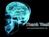 MRT Of Cranial Cavity PowerPoint Template#20