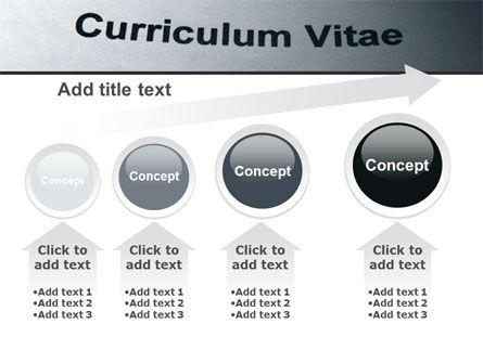 Ordinary Curriculum Vitae PowerPoint Template Slide 13