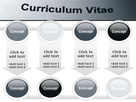 Ordinary Curriculum Vitae PowerPoint Template Slide 18