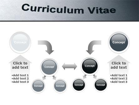 Ordinary Curriculum Vitae PowerPoint Template Slide 19