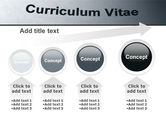 Ordinary Curriculum Vitae PowerPoint Template#13