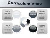 Ordinary Curriculum Vitae PowerPoint Template#9