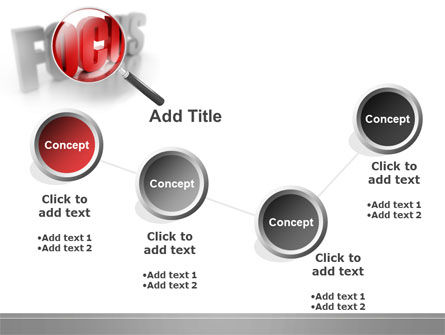 Focus On Solving Problem PowerPoint Template Slide 6