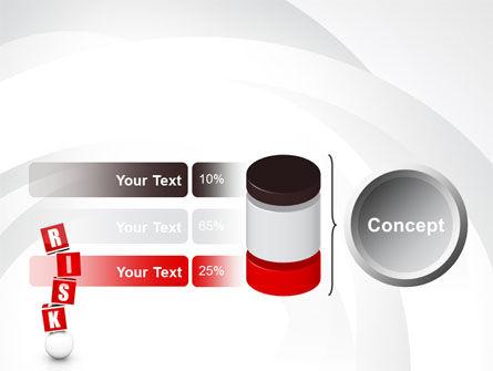 Risky Balance PowerPoint Template Slide 11