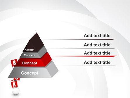 Risky Balance PowerPoint Template Slide 12