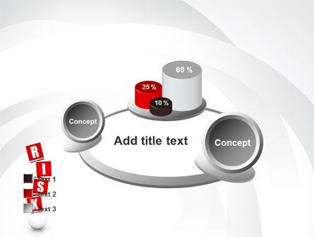 Risky Balance PowerPoint Template Slide 16