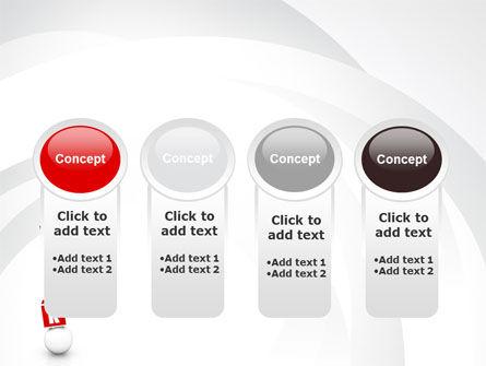 Risky Balance PowerPoint Template Slide 5
