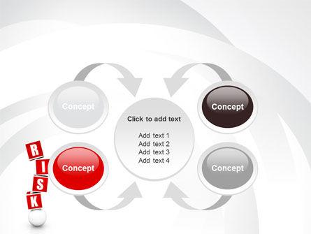 Risky Balance PowerPoint Template Slide 6