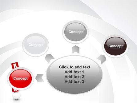 Risky Balance PowerPoint Template Slide 7