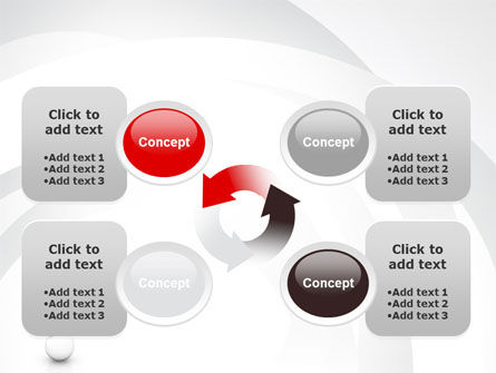 Risky Balance PowerPoint Template Slide 9