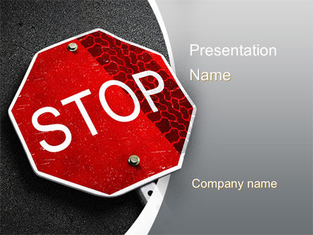 Unstoppable PowerPoint Template