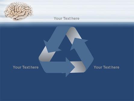 Human Brain Preparation PowerPoint Template Slide 10