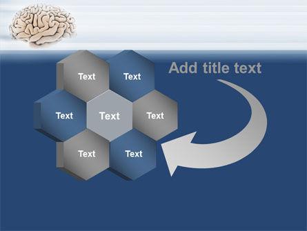 Human Brain Preparation PowerPoint Template Slide 11