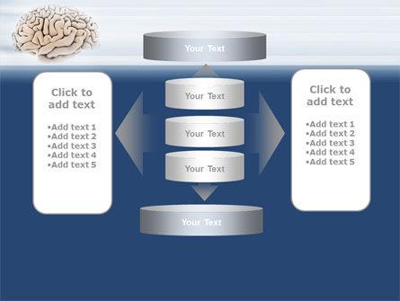 Human Brain Preparation PowerPoint Template Slide 13