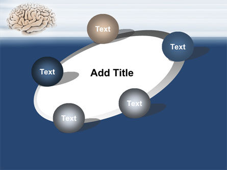Human Brain Preparation PowerPoint Template Slide 14