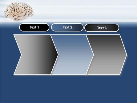 Human Brain Preparation PowerPoint Template Slide 16