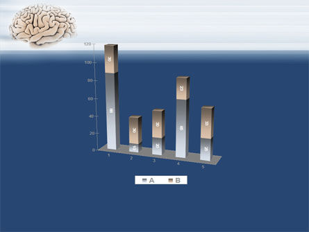 Human Brain Preparation PowerPoint Template Slide 17